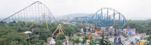 Six Flags – Um super (barato) parque! Aventuras radicais no México, EUA e Canadá (5)