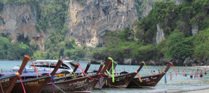 Onde ficar nas ilhas da Tailândia – Railay